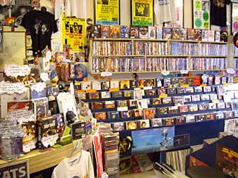 We have over 6,000 CDs in our shop...